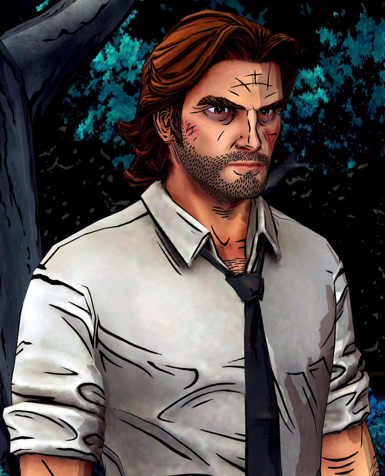 The Wolf Among Us Game City Building I Wallpaper 1920x1088 169433 Wallpaperup