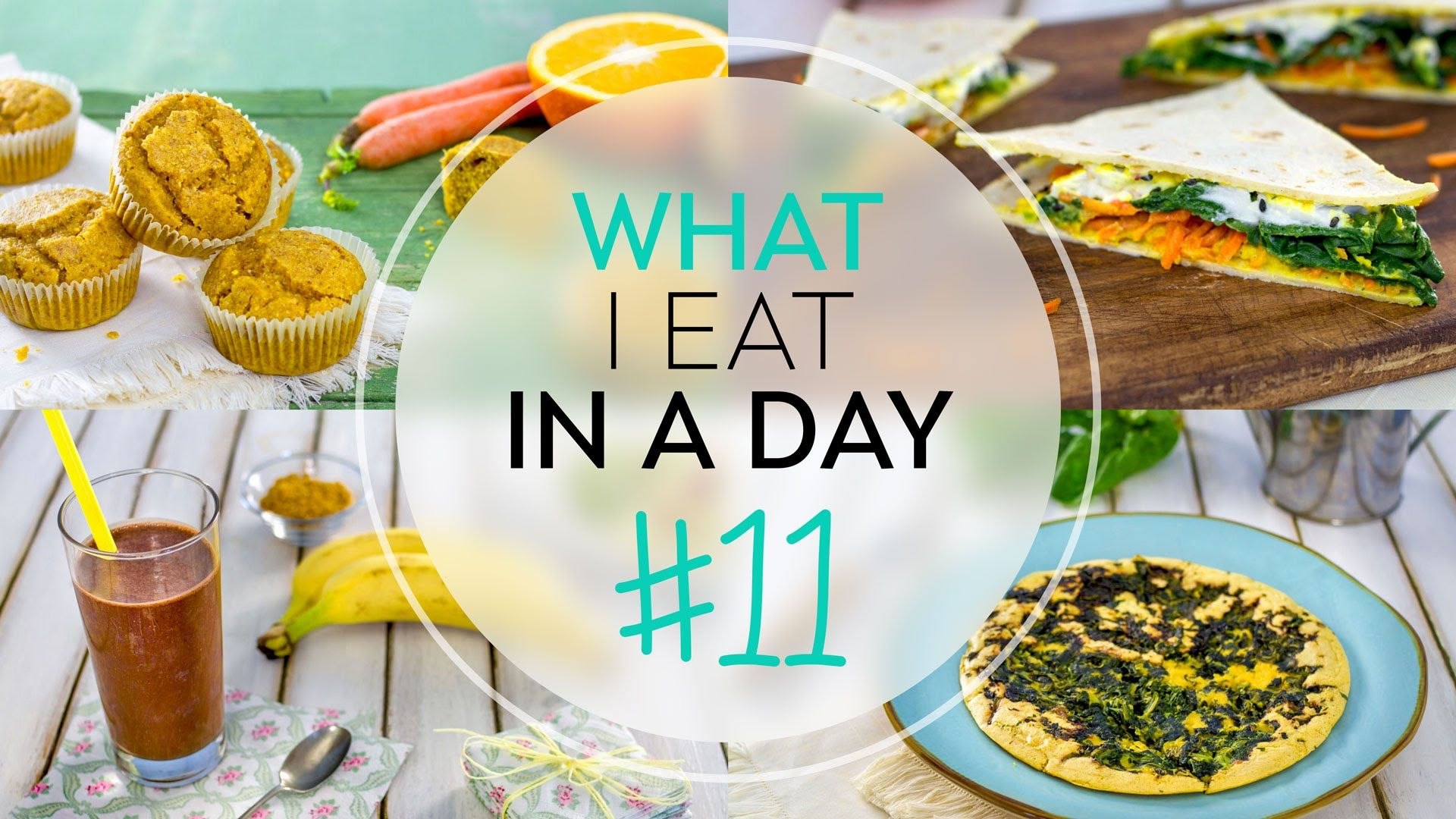 Cosa mangio in 1 giorno #11 | What I eat in a day