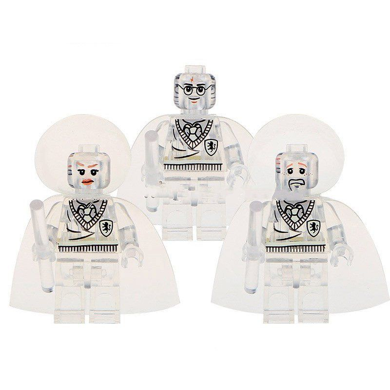 Harry Potter Years 1 4 Walkthrough Ron Hermione Crystal Minifigures Lego Compatible Toys Vanytoy Com Lego Minifigures Toys Harry Potter Years Harry Potter Ron And Hermione Ron And Hermione