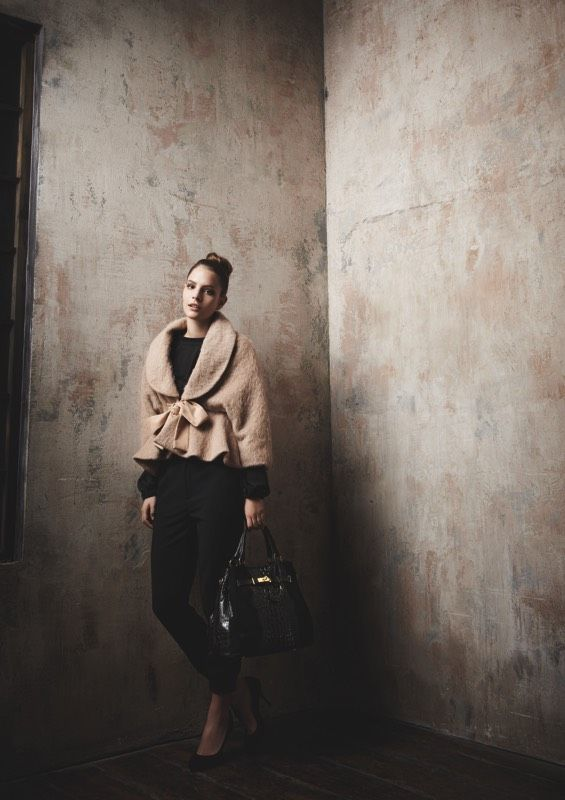 Lunn collection automne-hiver 2016-2017
