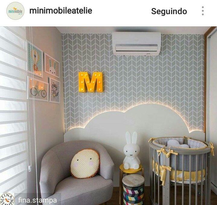 Colors ahned pinterest decoracion habitacion ni o for Objetos decoracion habitacion bebe