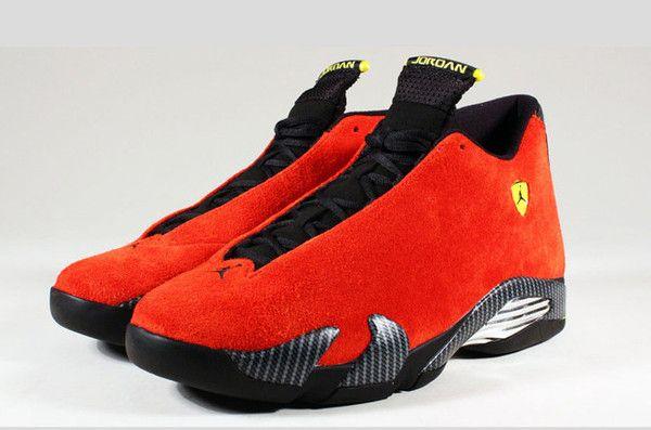 jordan shoes 14 ferrari jordans next to ferrari la 799609