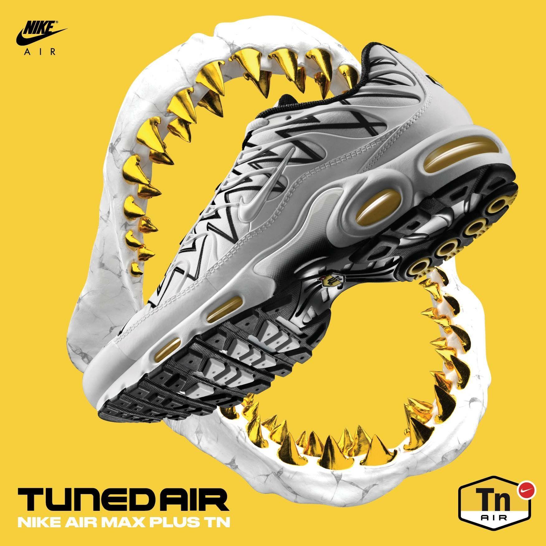 Nike Air Max Plus | Creative studio, Nike air max plus, Air max plus