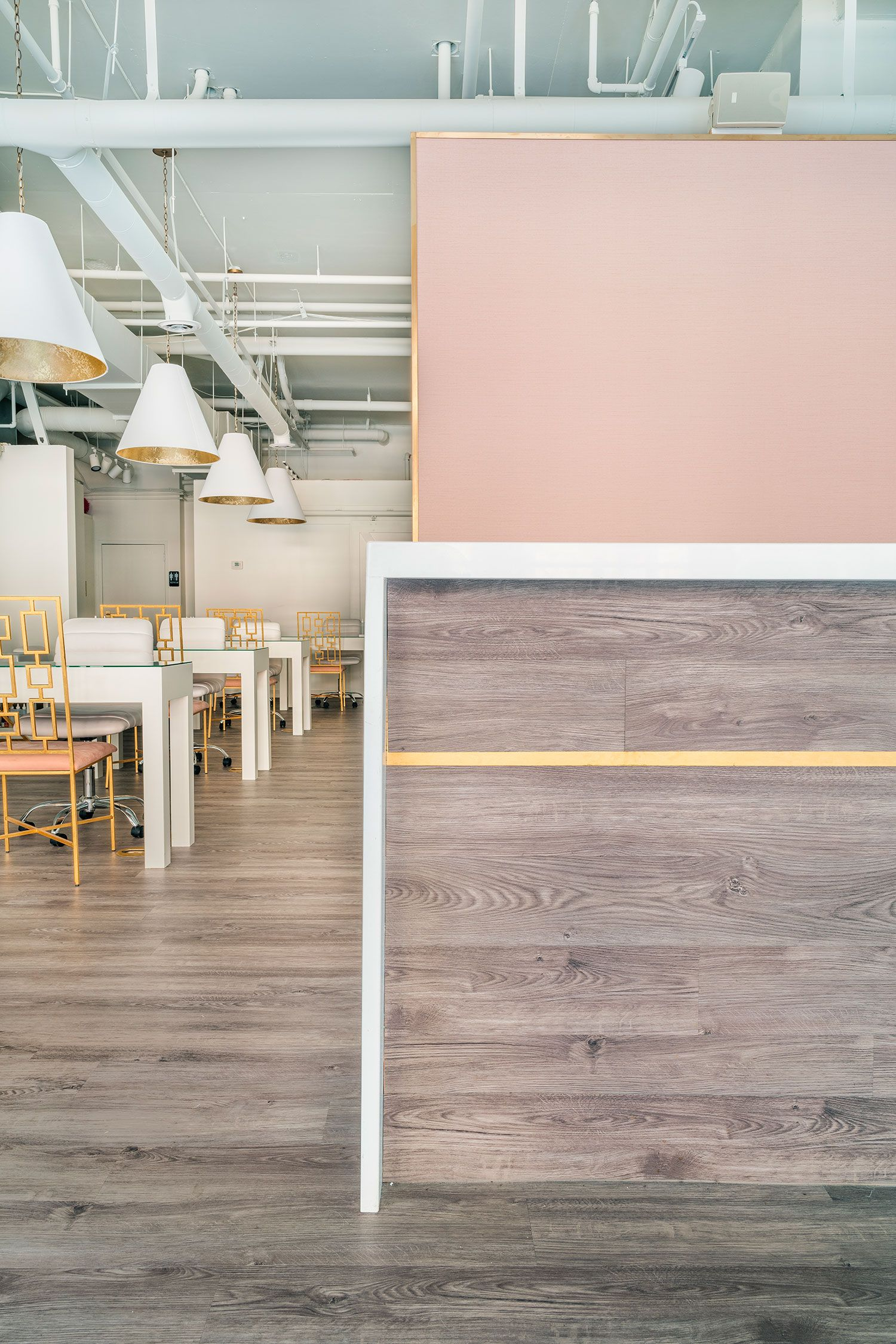 Paintbase in raleigh nc rue mag nail salon design - Nail salon interior design photos ...