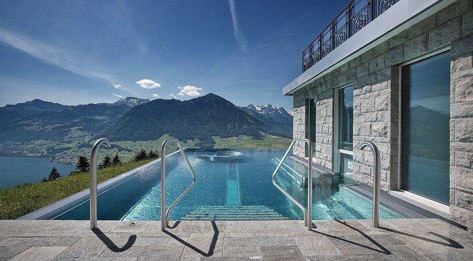 5 Star Spa Hotel Lucerne Villa Honegg Scenic Lake Mountain Views Hotel Villa Honegg Villa Honegg Hotel Villa Honegg Switzerland