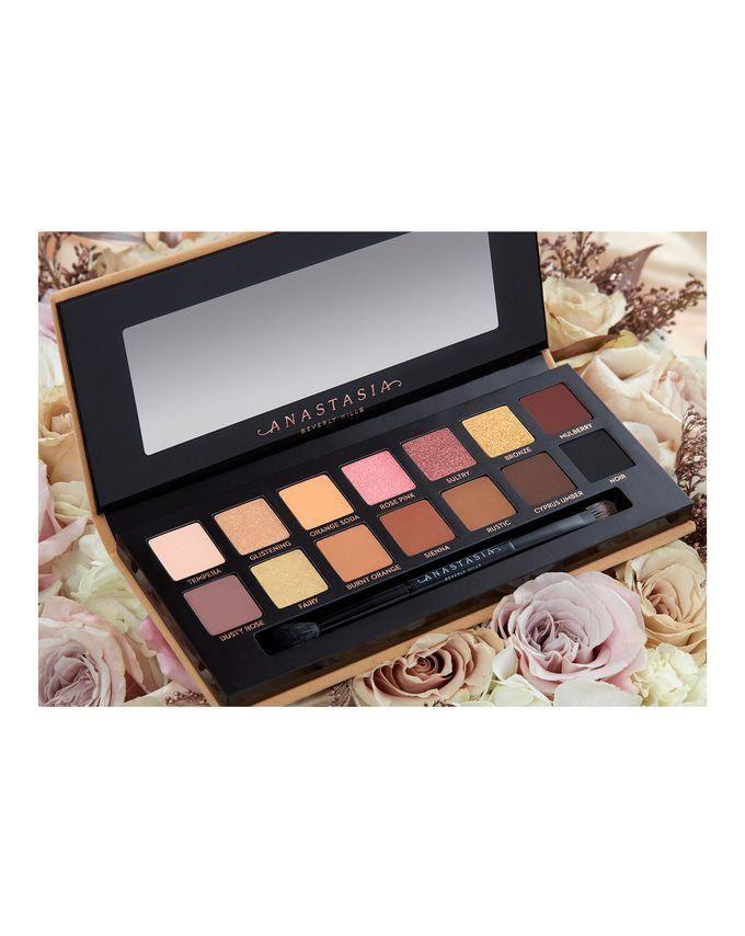 Anastasia Beverly Hills Soft Glam II Mini Eye Shadow Palette 6.4g Gallery