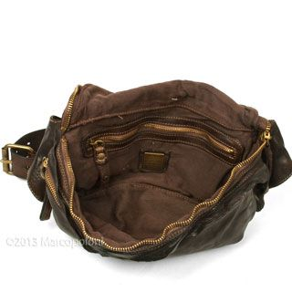 DONDI - Leather Sling Bag for Men