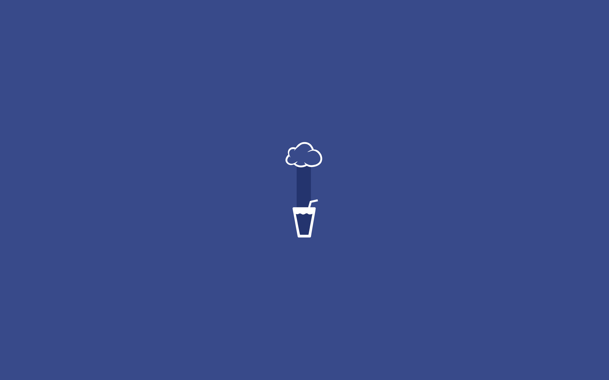 Glass Rain Minimalist Wallpaper Blue In 2020 Minimalist Wallpaper Desktop Wallpaper Simple Minimal Wallpaper