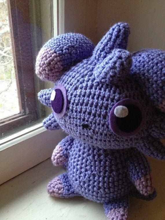 677 ESPURR   Crochet I Like - Pokemon   Pinterest   Patrones ...