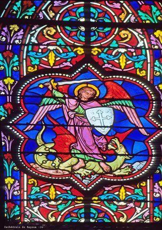 St Georges ou st Michel ?