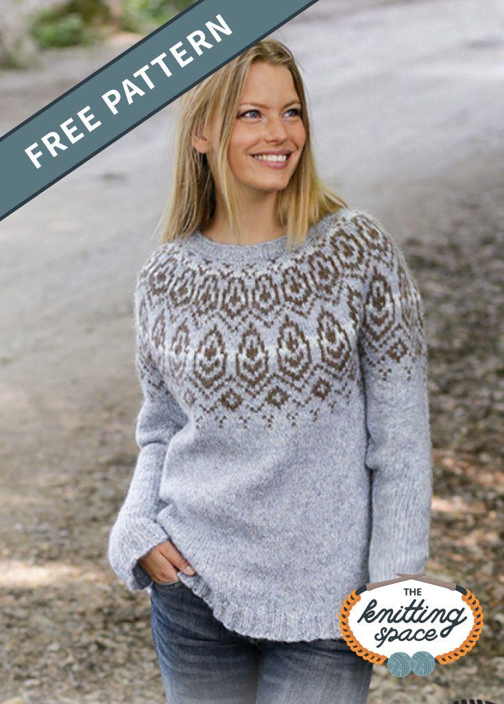 PDF Knit Pullover XXX EASY