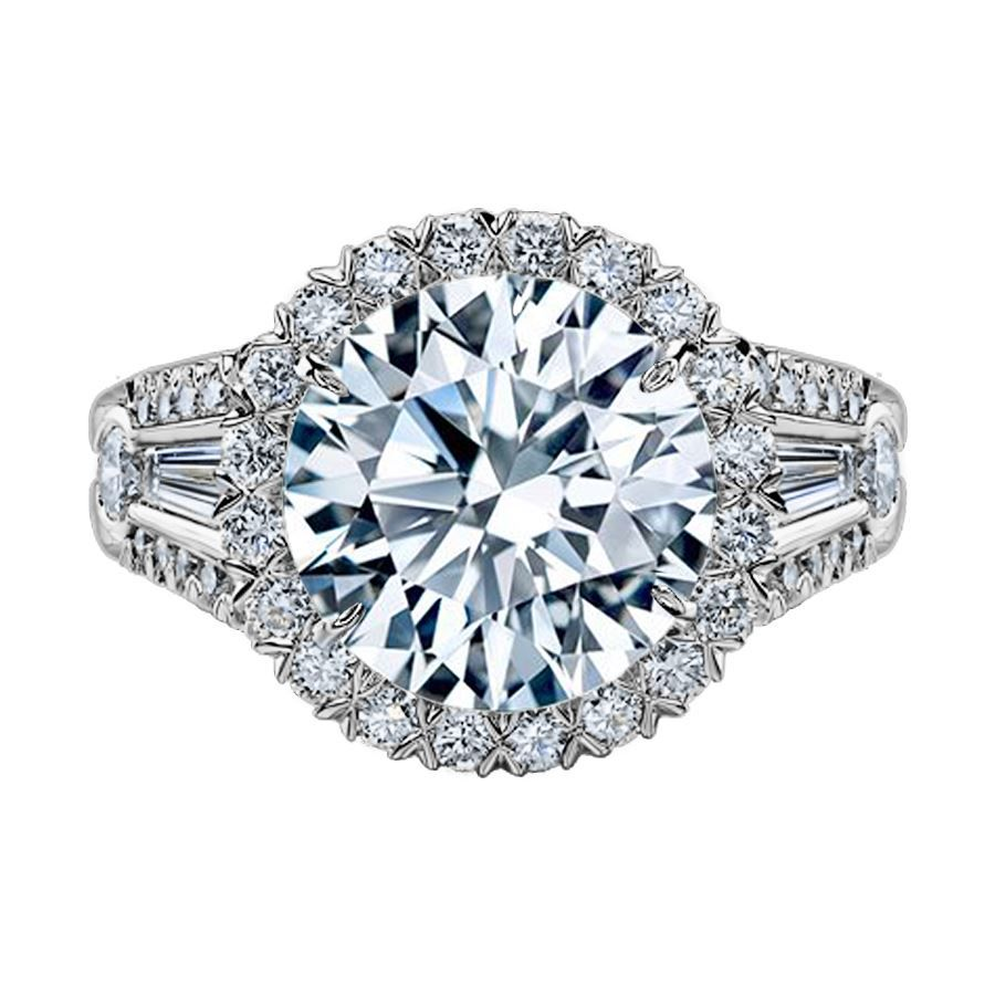 pin in oval brilliants stone rings diamond by elegant engagement total surrounded features olivia handset gems centre an cut equivalent plati simulated halo aqua round prongless