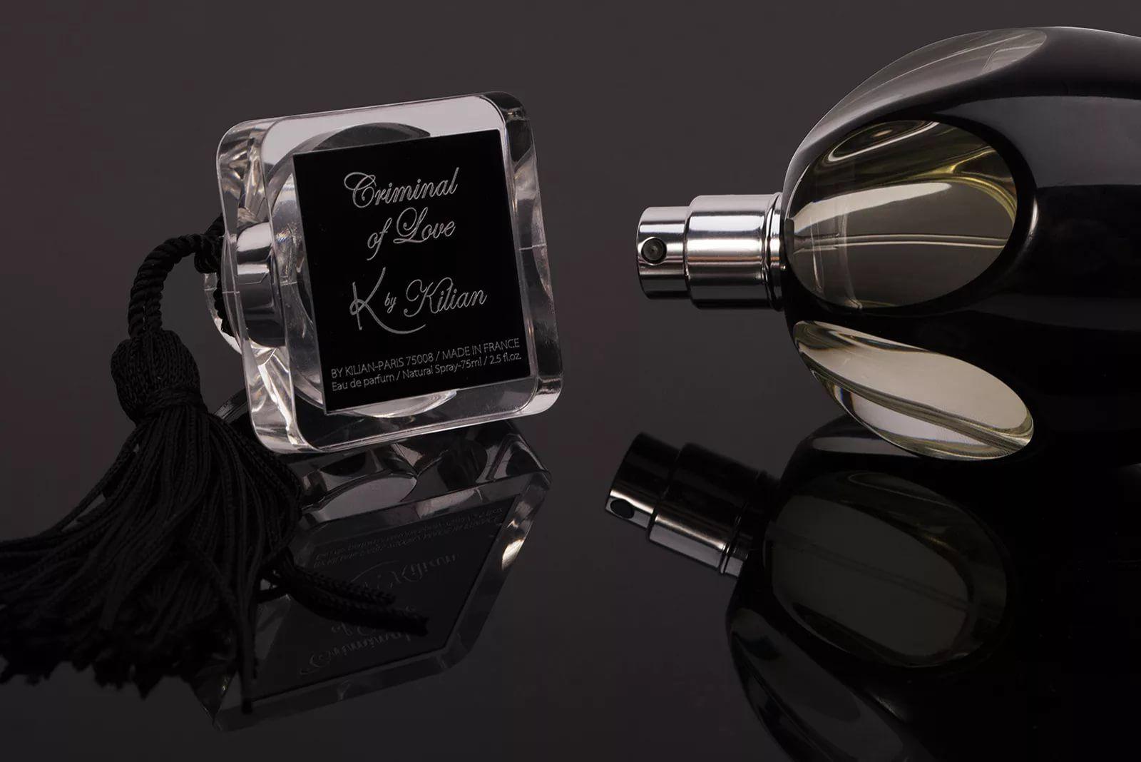 красивая реклама парфюмерии