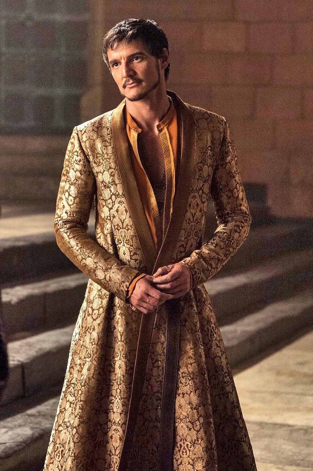 Prince Oberyn Martell - The Red Viper of Dorne   Juego de ...