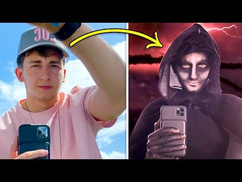 Mindblowing Tik Tok Transition Tutorial After Effects Youtube Tutorial Magic Tutorial After Effects