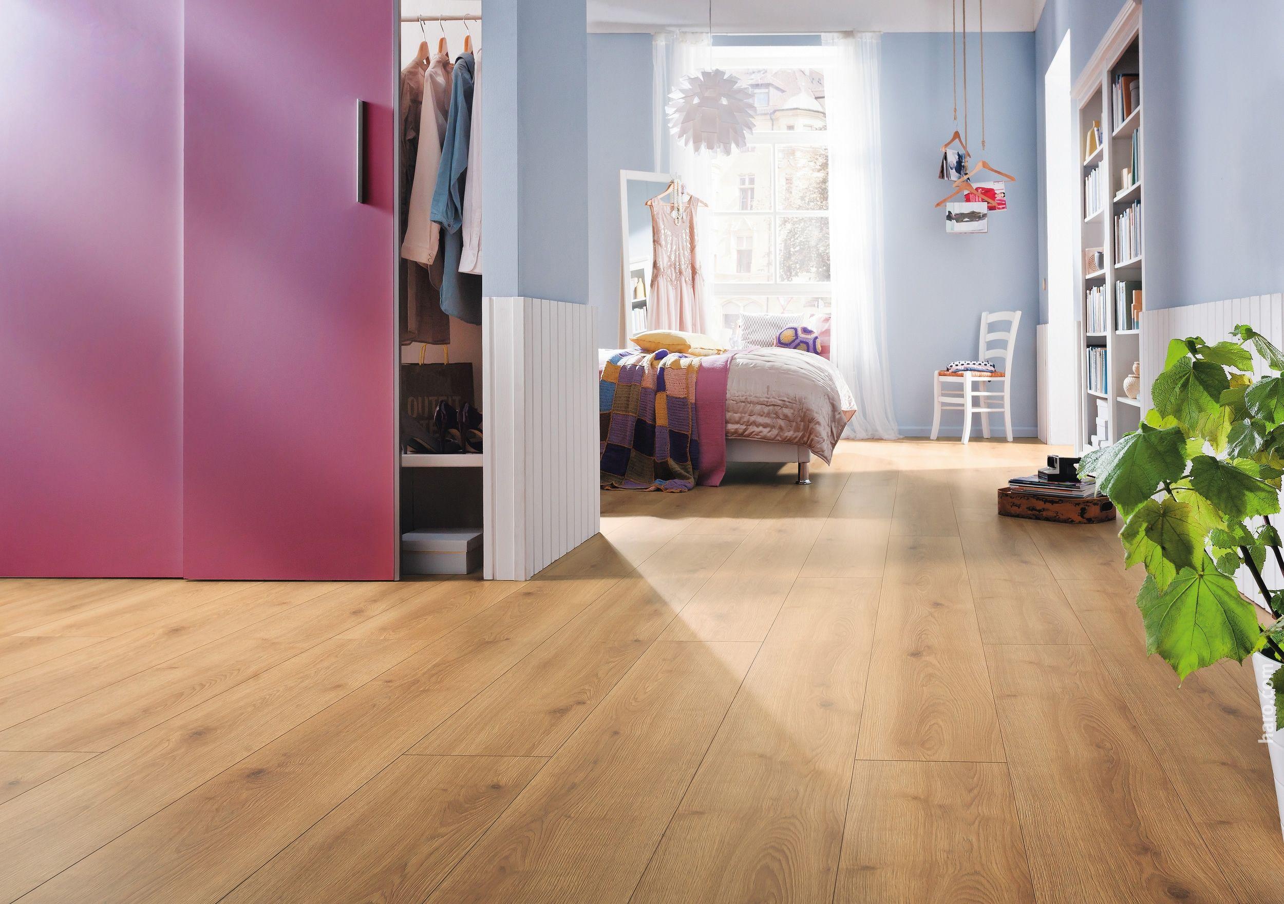 Haro Tritty 100 Alpineiche Natur haro laminate floor tritty 100 plank 1 4v oak portland puro
