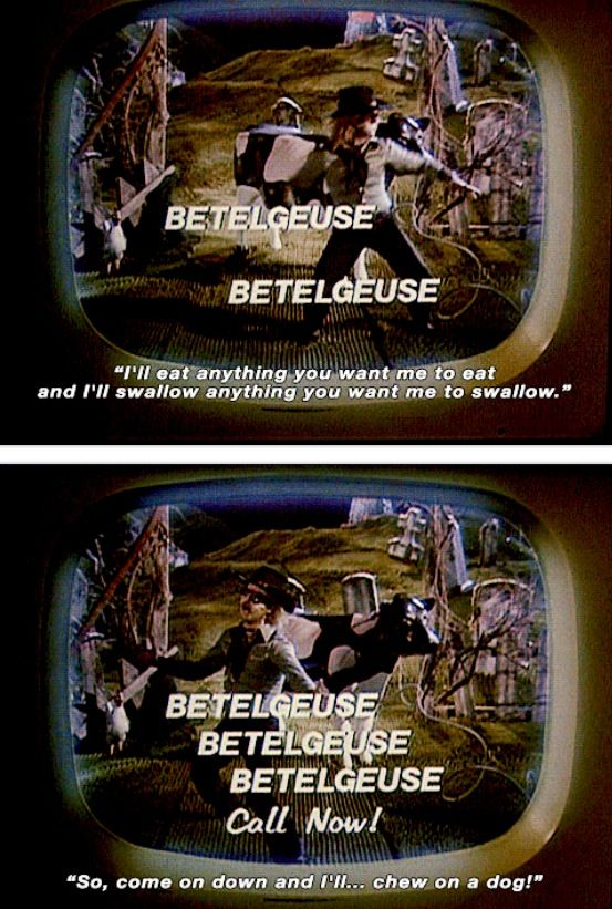 Beetlejuice | Beetlejuice cartoon, Juice movie, Tim burton movie