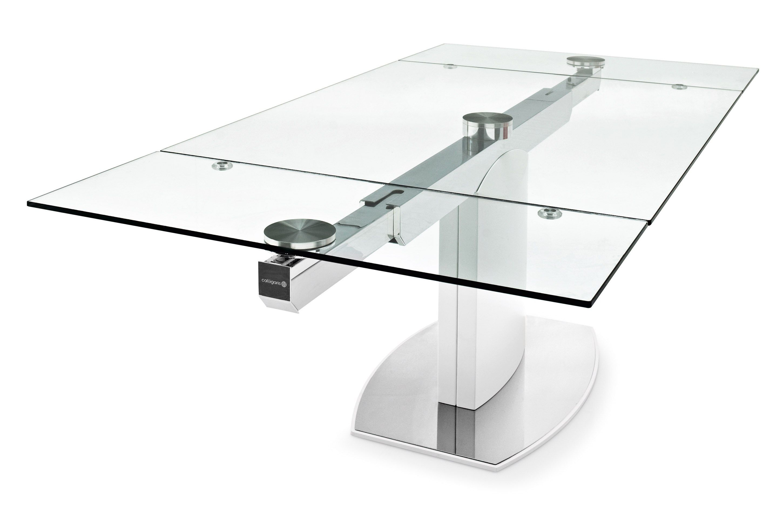 COSMIC Tavolo in vetro by Calligaris design S.T.C.   Furniture ...