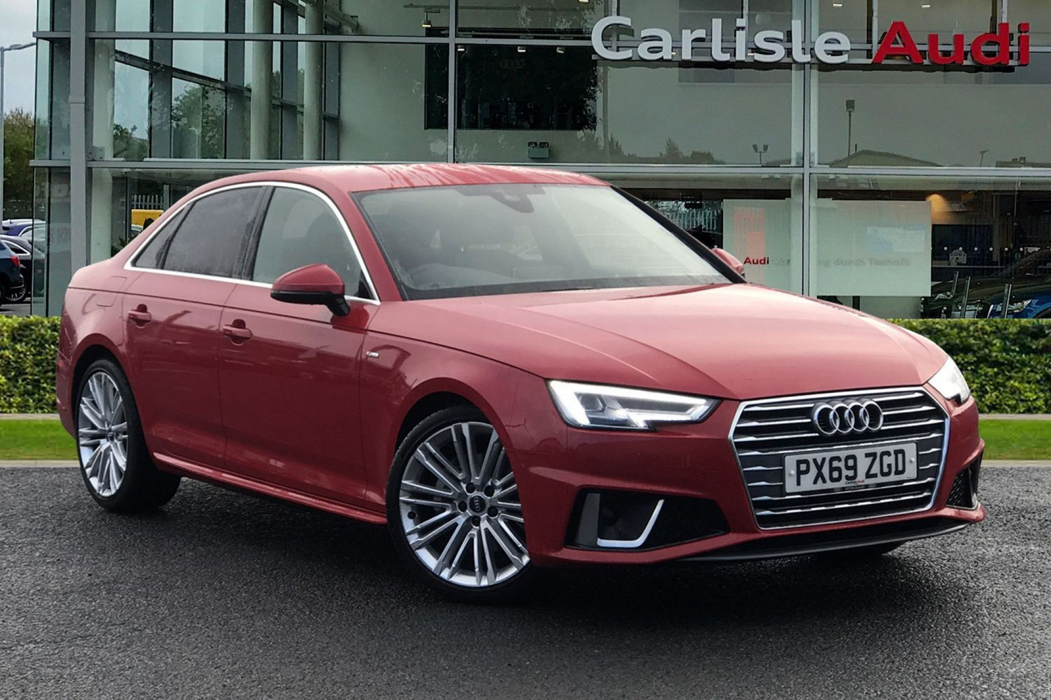 Audi A4 40 Tdi S Line 4dr S Tronic In 2020 Audi A4 Audi Used Audi