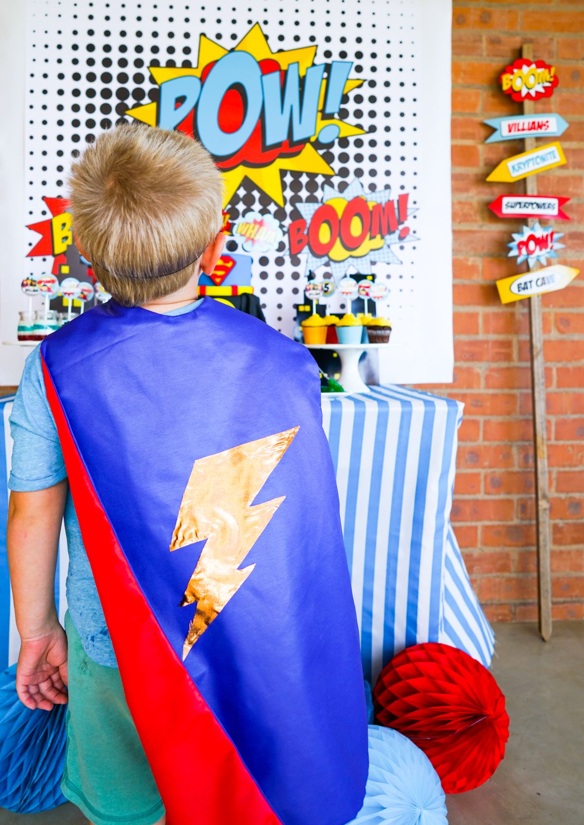 Free Superhero Cape Pattern Download Make Your Own