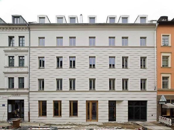 wohnhaus reichenbachstrasse hild und k architekten surface pinterest wohnhaus. Black Bedroom Furniture Sets. Home Design Ideas