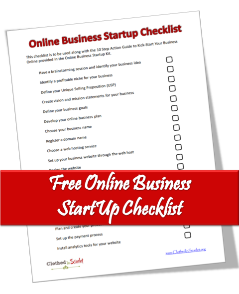 Get Free Access To Online Business Startup Kit  Online Business