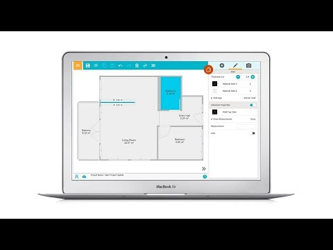 Bring Your Interior Design Ideas To Life With Roomsketcher Create Room Designs Floor Plans And Visualize Your Ide Floor Plan App House Plan App Room Planner