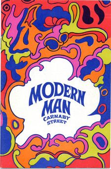 Modern Man, (mail order catalogue)Carnaby Street, London, 1967. The boutique was…