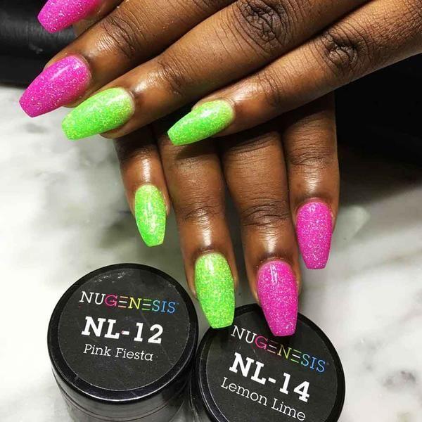 NU 100 Destiny | Pinterest | Green nail polish, Green nail and Nail ...