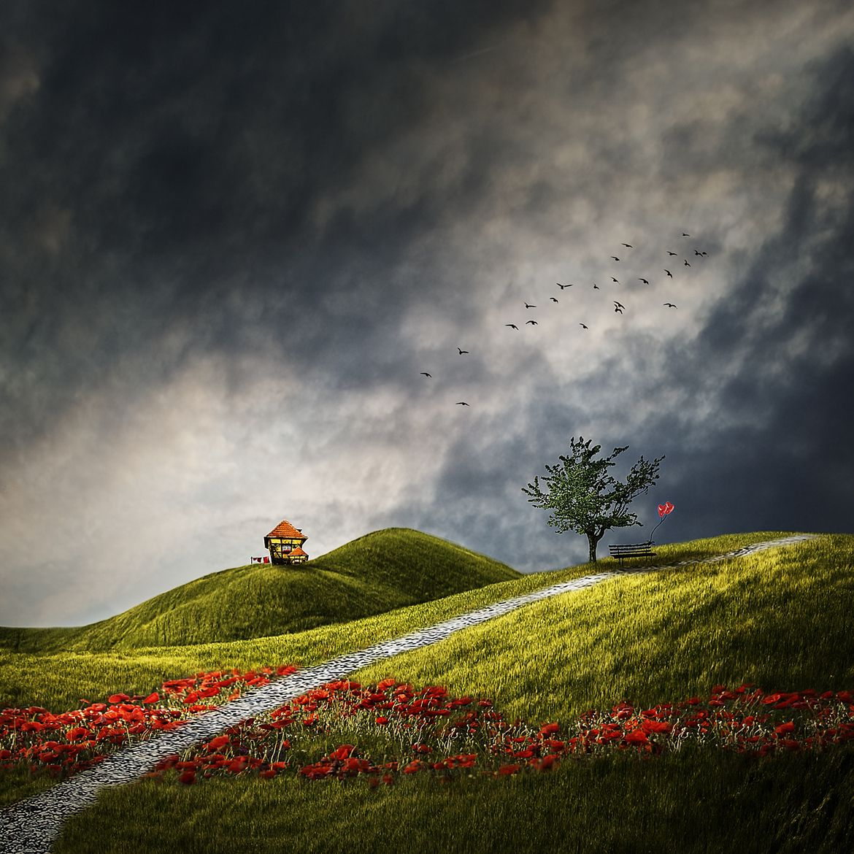 Photograph Fantasiewelt by Christine Ellger on 500px