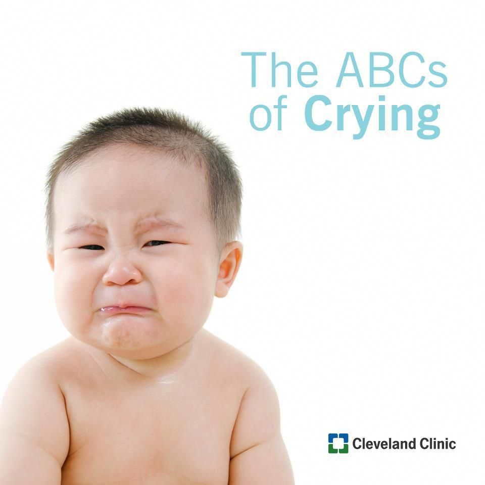 Find out when crying is normal and how to calm your baby