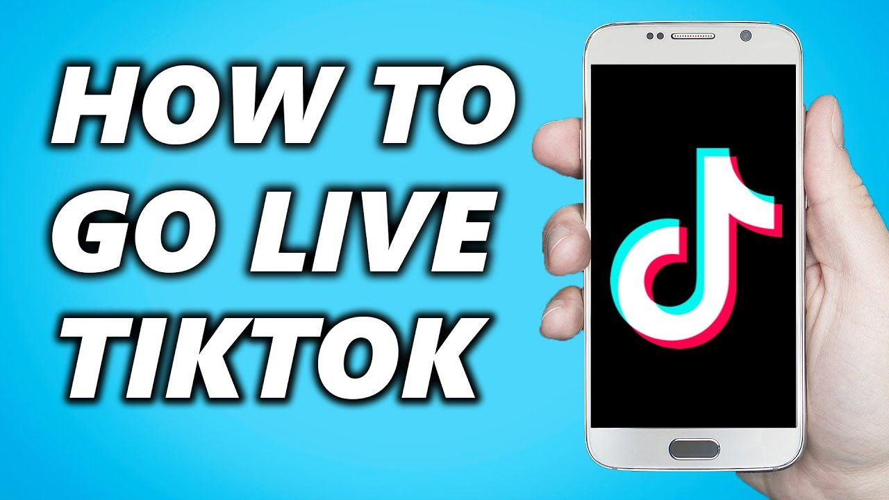 How To Live On Tik Tok How To Go Live On Tik Tok 2019 Tik Tok Live App Tecteem Tik Tok Tok Live App