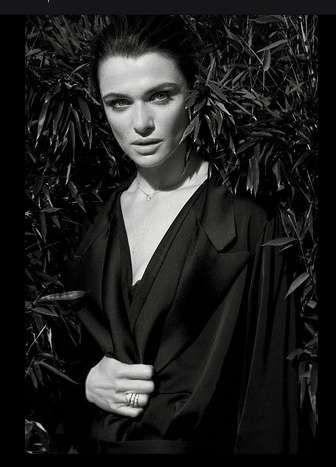 Rachel Weisz WSJ magazine