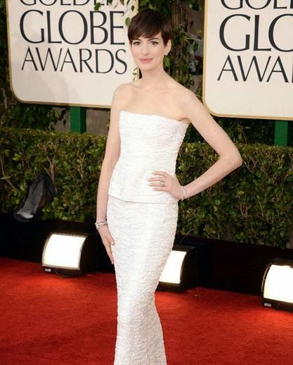 Most Popular Information: Best Fashion Golden Globe Award 2015