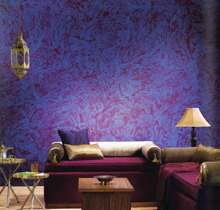 This Is The New Metallic Finish By Asian Paints For Dapple