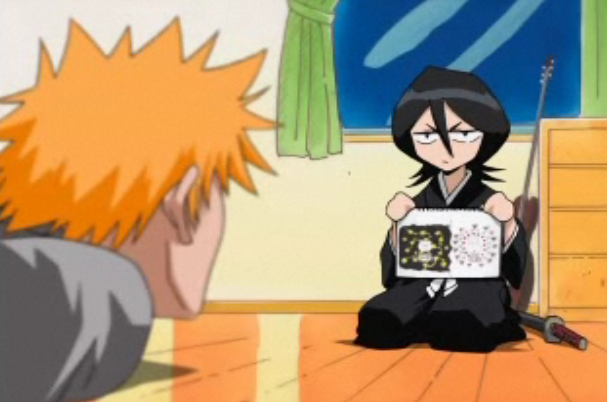 Do rukia suck nuts that can