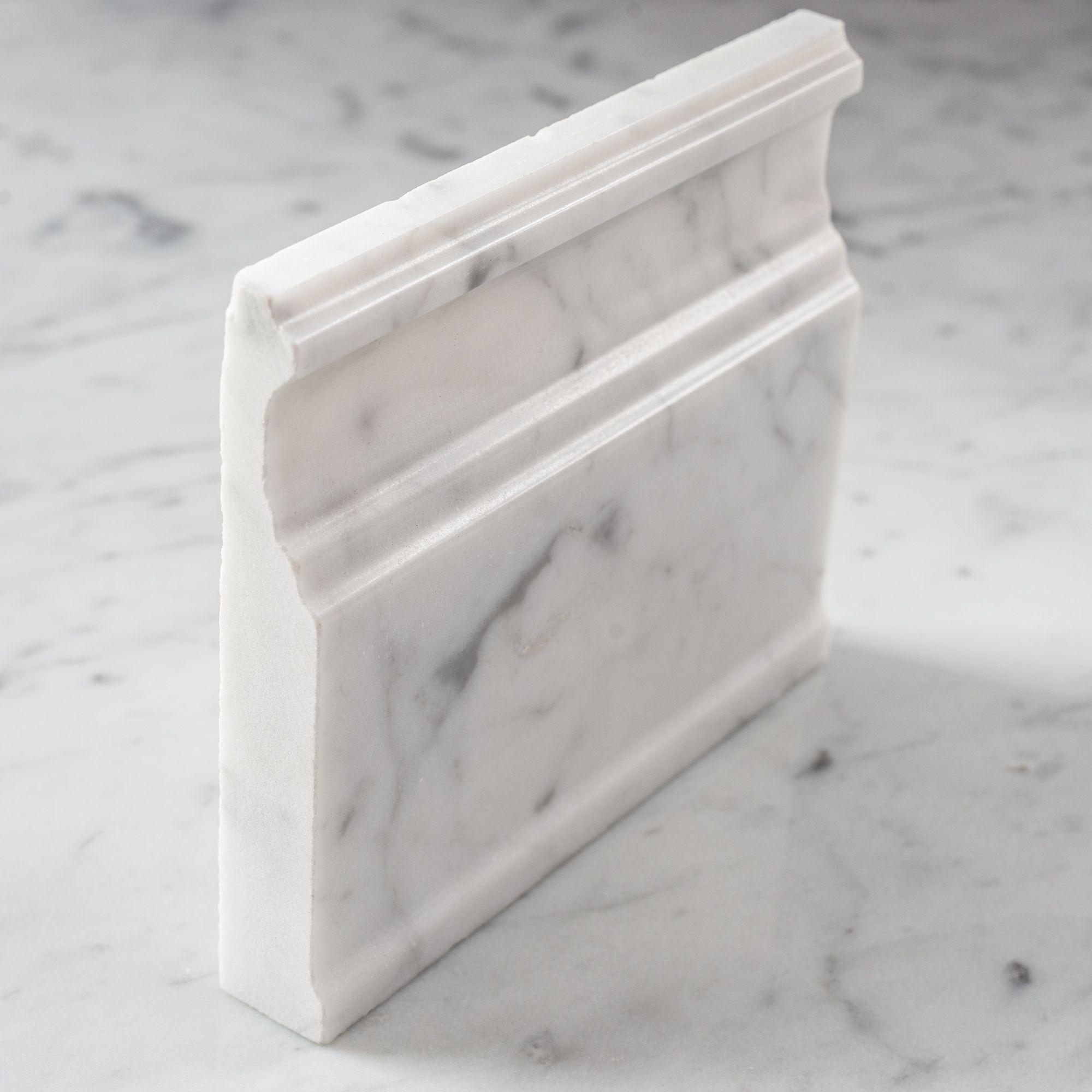 Decorative Tiles Melbourne Awesome Designer Marble  Carrara Base Molding  Carrara Marble Mosaic Decorating Design