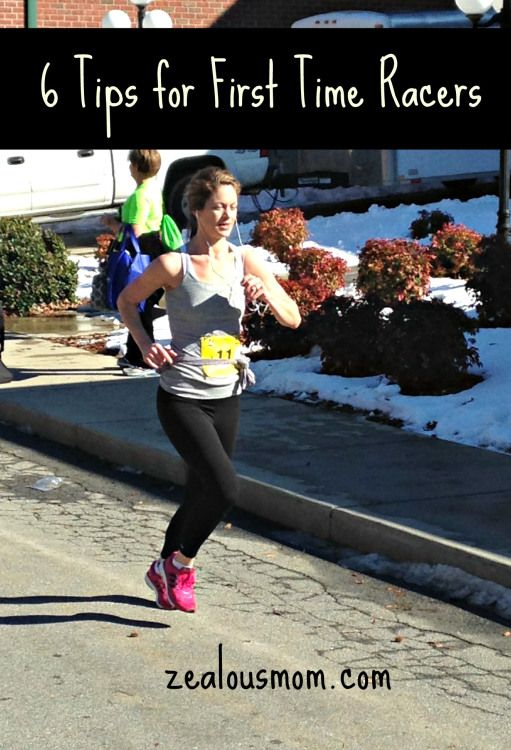 Are you gearing up for your first race? Here are 6 tips to make your race more comfortable and successful. #runningtips #wellness @zealousmo...