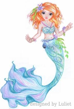 Mermaid Top Model Vale Mermaid Drawings Designs To Draw
