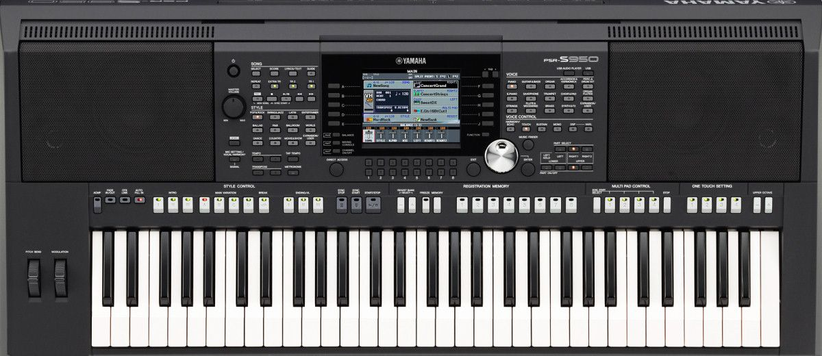 Скачать программу для синтезатора бесплатно ямаха