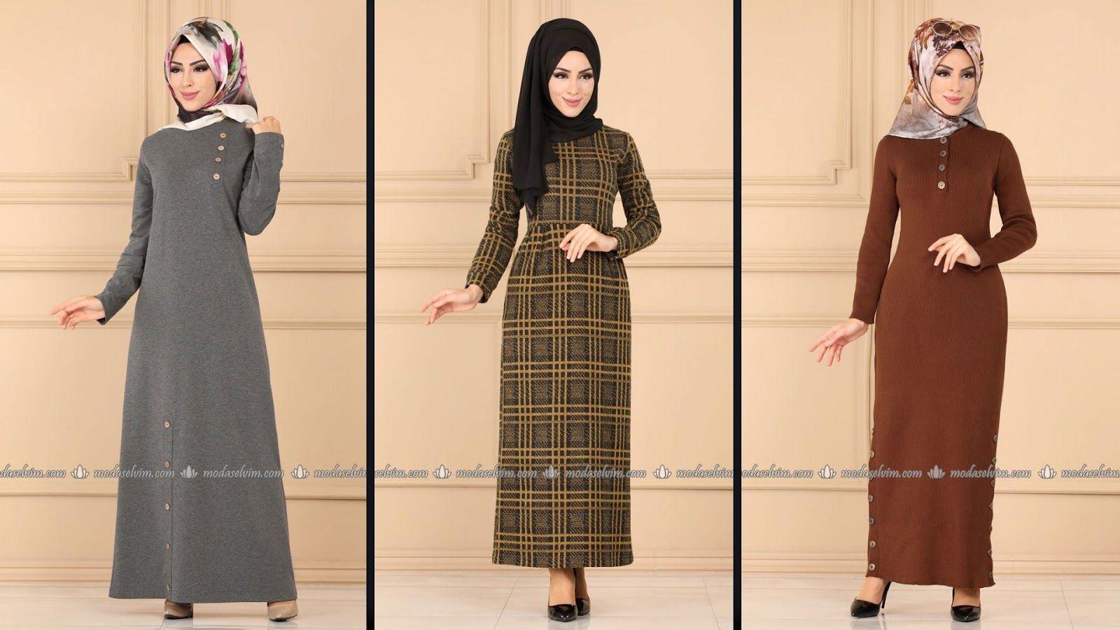 Modaselvim 2020 Kislik Elbise Modelleri 8 34 2020 Kislik Tesettur Modaselvim Elbise Modellerimodaselvim Nbsp Tarafindan Elbise Modelleri Elbise Moda Stilleri