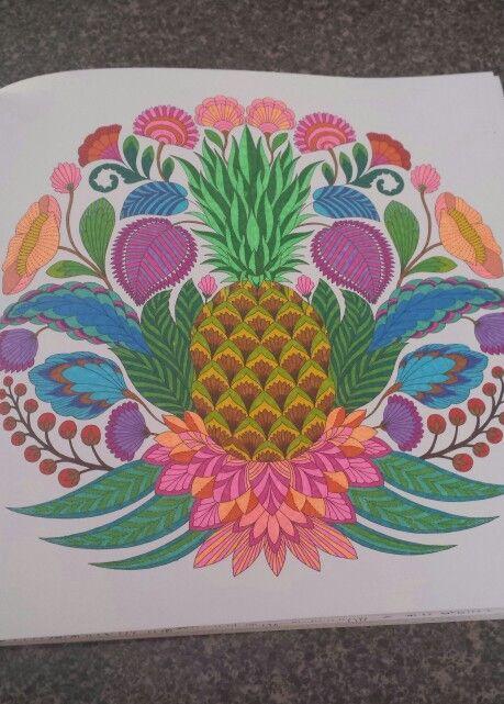 Tropical World A Coloring Book Adventure Millie Marotta Coloring Book Coloring Books Coloring Book Art