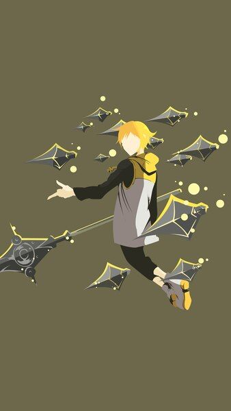 King Sacred Treasure Spirit Spear Chastiefol Nanatsu No Taizai Minimalist 4k Hd Mobile Smartphone And Pc Des Seven Deadly Sins Anime Seven Deady Sins Anime