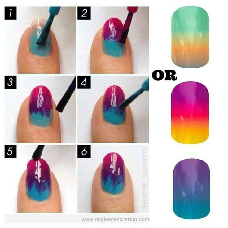 Why spend all this time doing your nails when you can buy jamberry! No drying time and lasts longer! http://melanieberge.jamberrynails.net