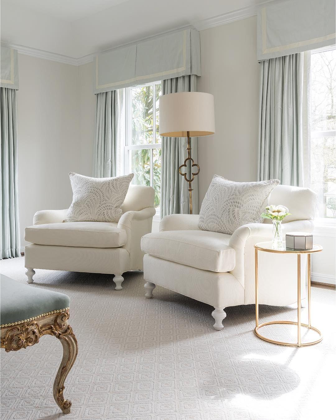 Beautiful Bedroom Sitting Areas: Ashley Goforth (@ashleygoforth