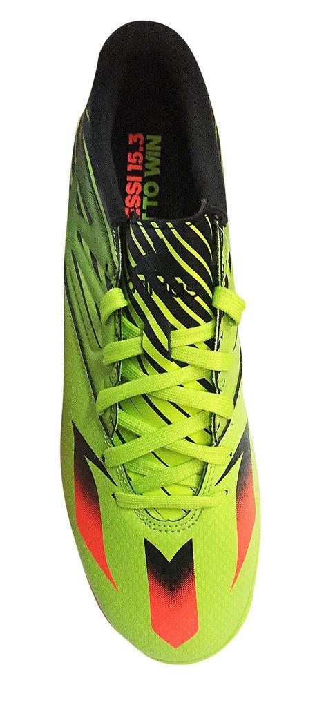 9b95ae8ac15ed adidas Messi 15.3 Junior Soccer Shoe