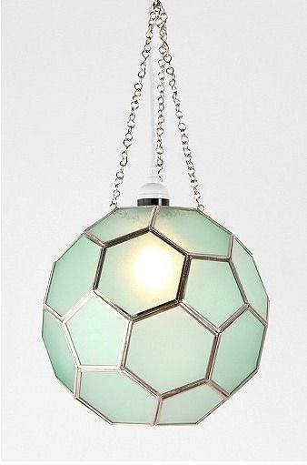 Trendspotting Honeycomb For The Home Glass Pendant Shades