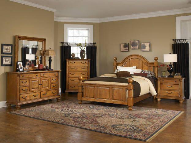 1253 Thunder Bay | Bedroom Furniture | Pinterest | Bedroom country ...