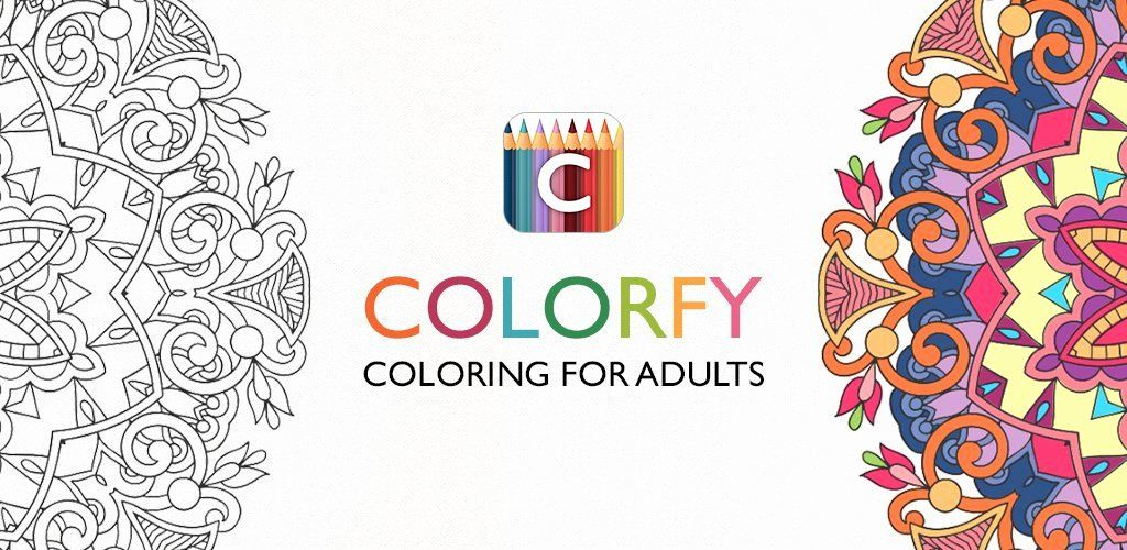 Colorfy Coloring Book Free Elegant Amazon Colorfy Coloring Book For Adults Best Free App Appstor Coloring Book App Coloring Books Free Printable Coloring Pages