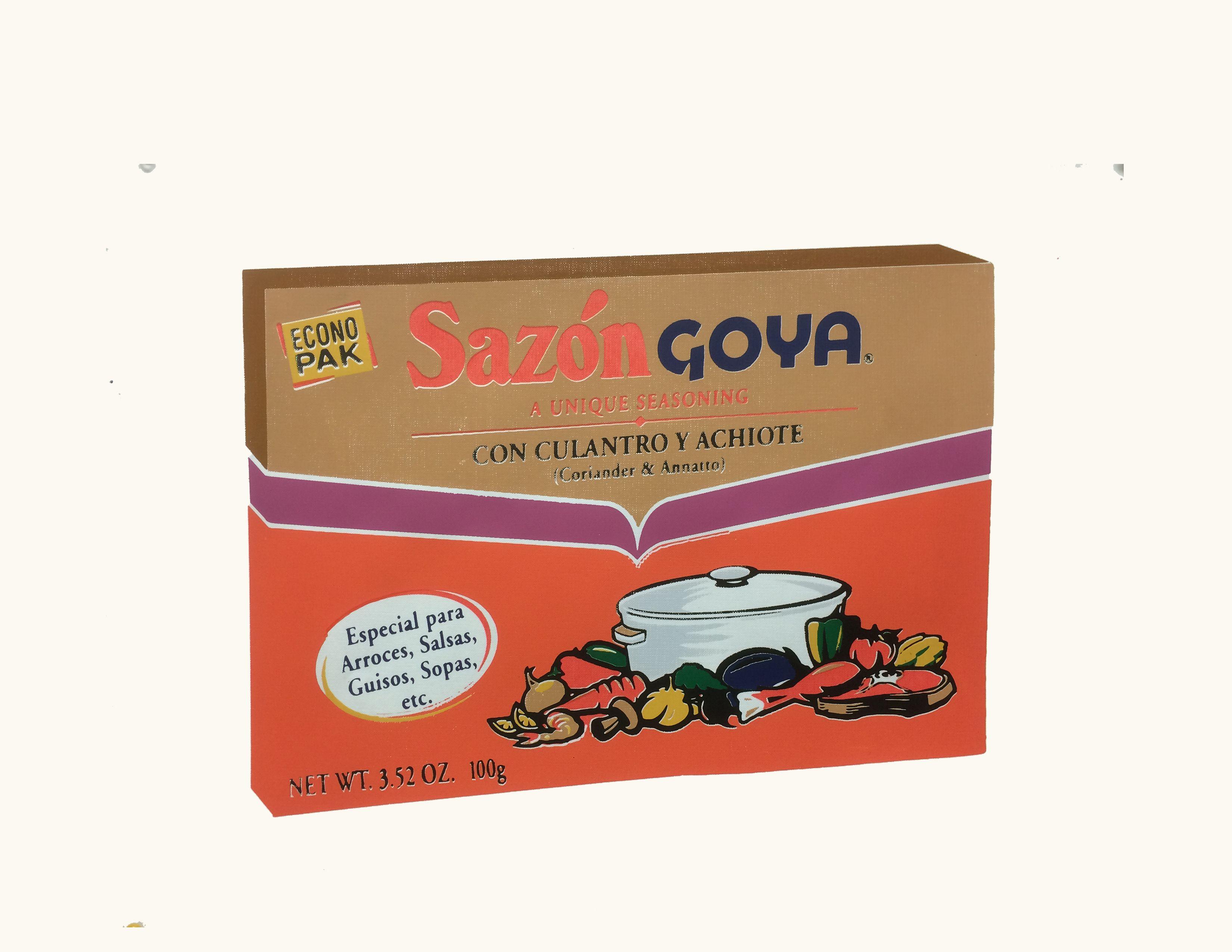 Goya Sazón Goya recipe, Goya recipes puerto rico